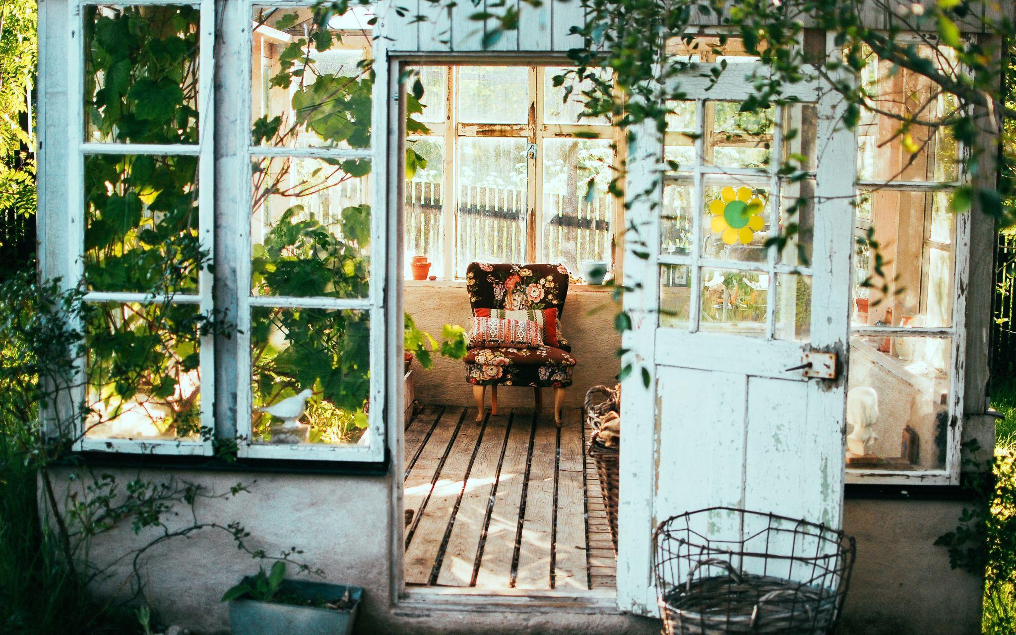 garden home image
