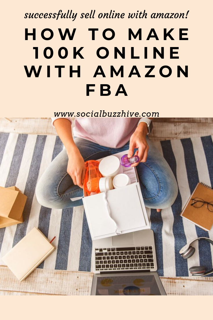 sell online with amazon fba