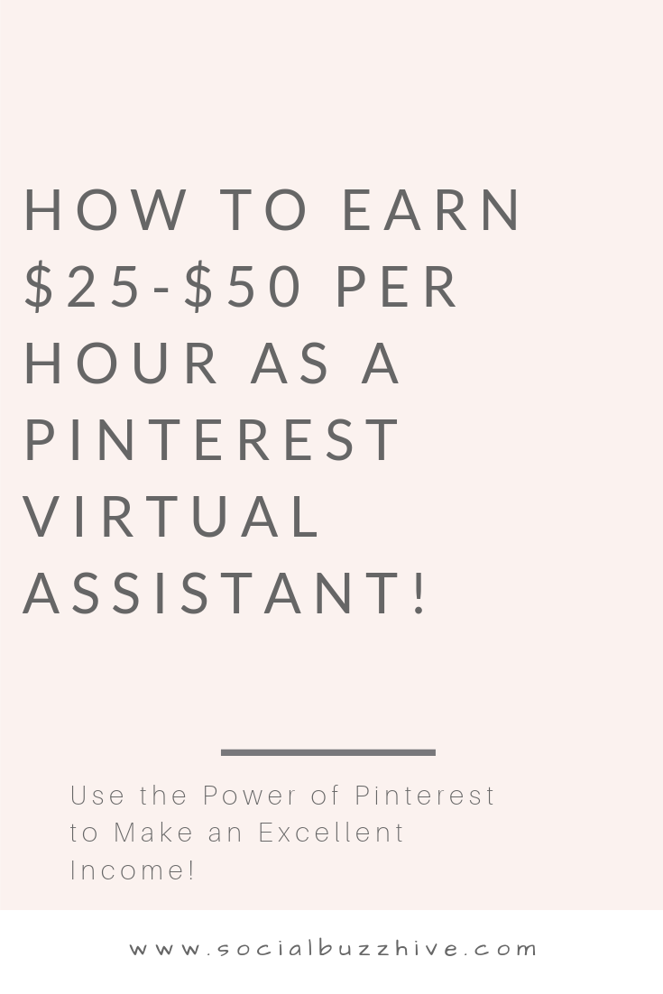 pinterest virtual assistant career