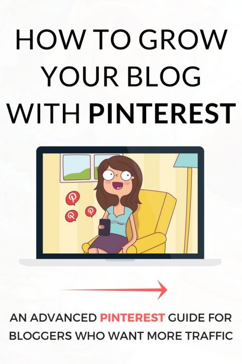 Grow your blog with pinterest