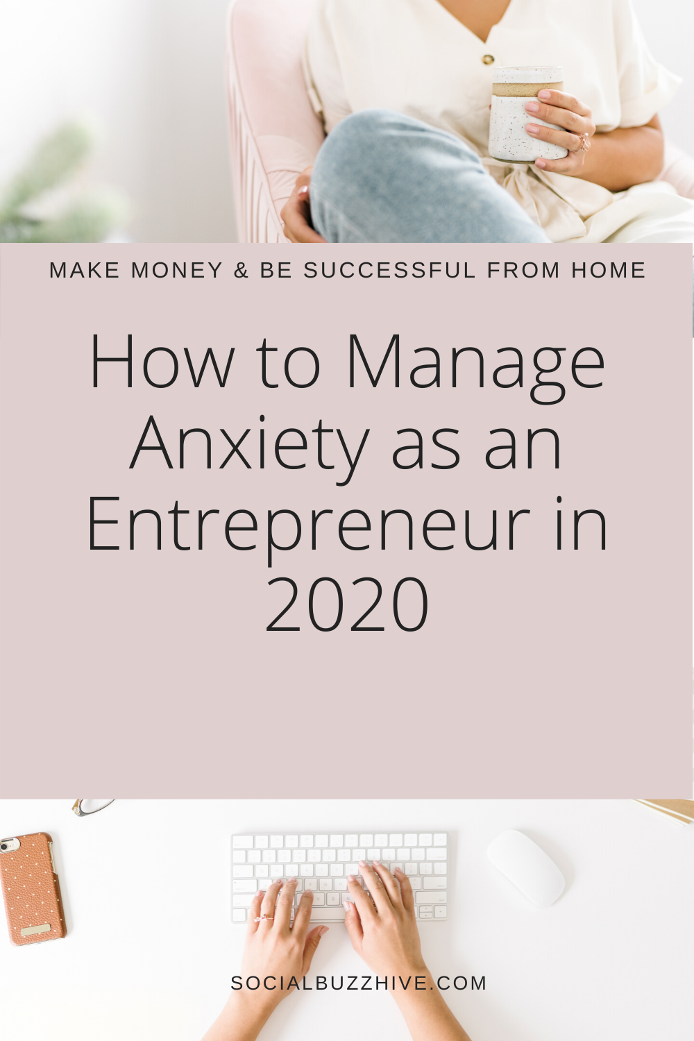 how to manage anxiety as an entrepreneur