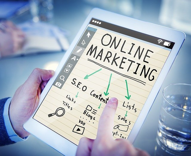 Online Marketing terms image