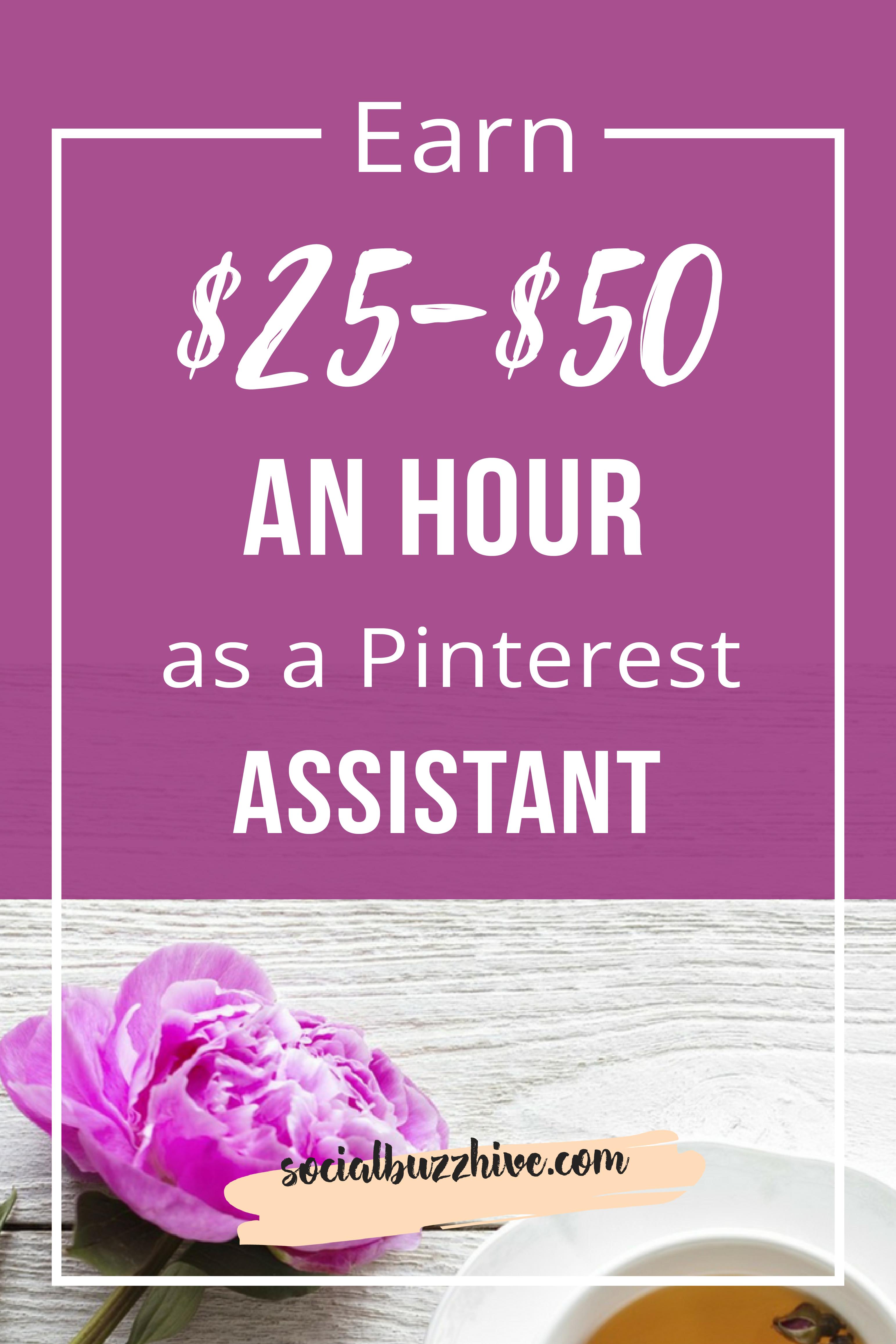 Pinterest assistant pin