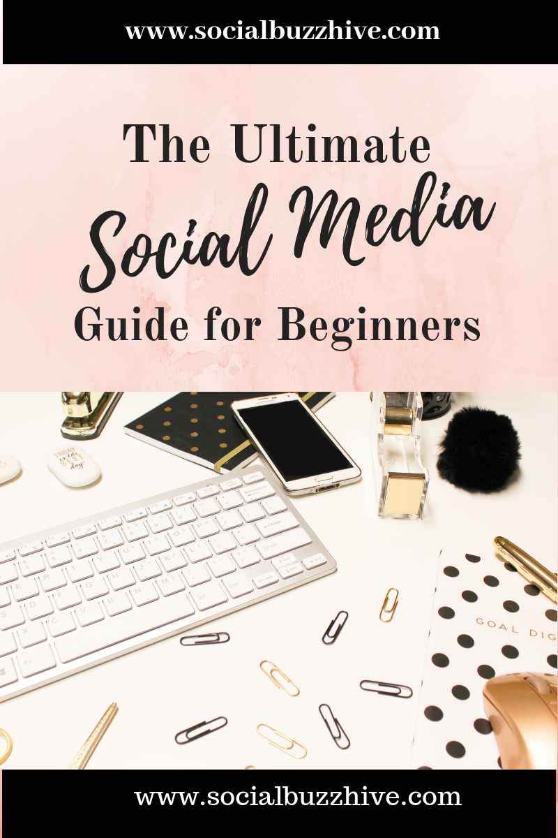ultimate guide to social media image
