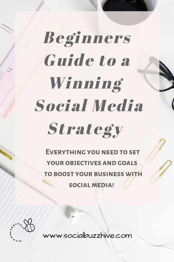 Beginner's guide to social media strategy