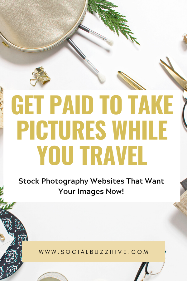get paid to take pictures while you travel