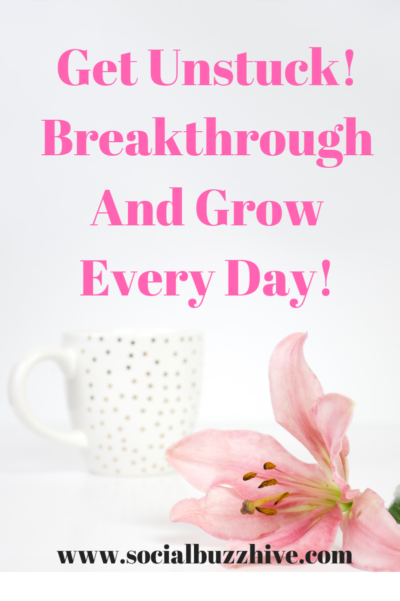 get unstuck breakthrough