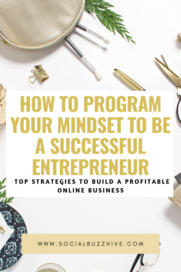 how to program your mindset to be a successful entrepreneur