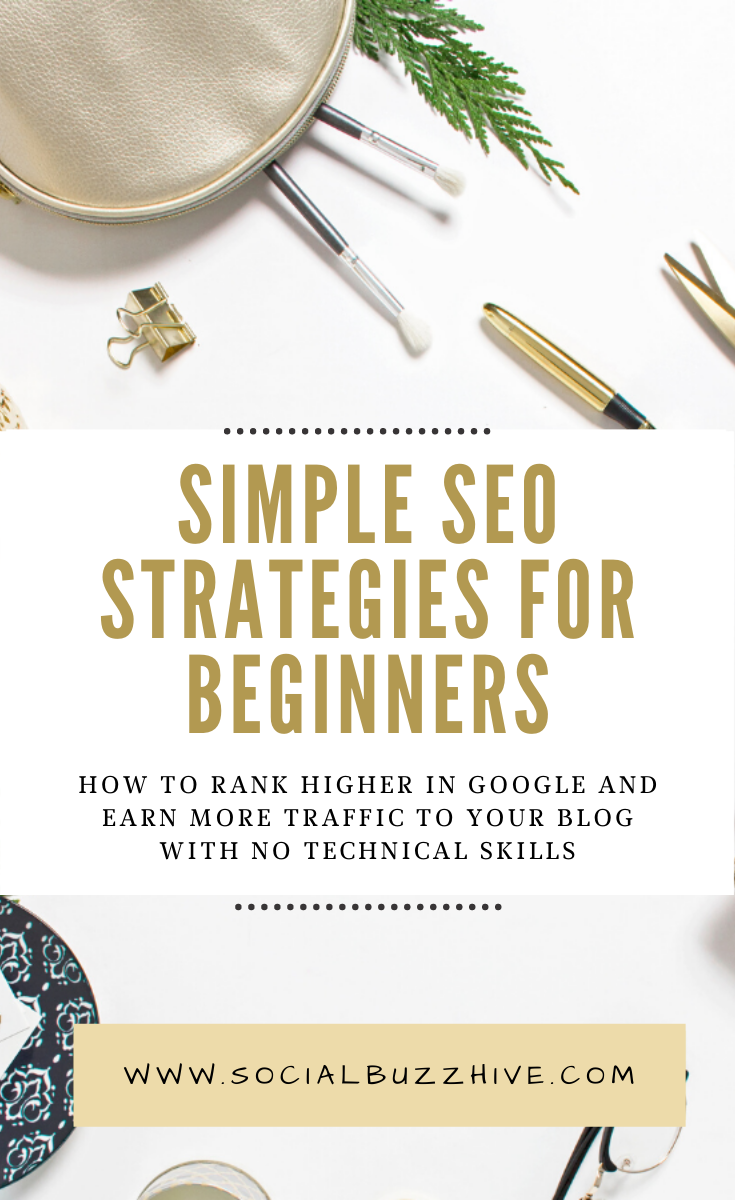 simple seo for beginners