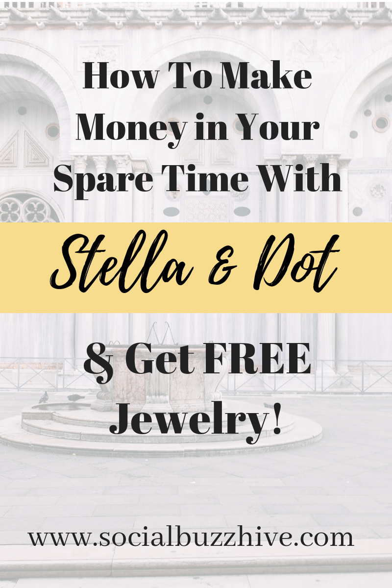 stella and dot side hustle