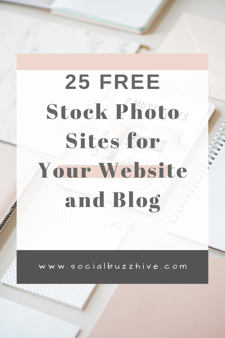 25 free stock photo sites