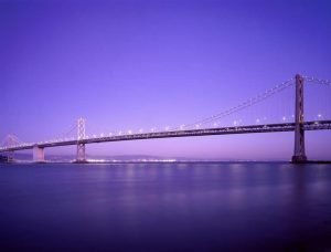 oakland bay bridge image