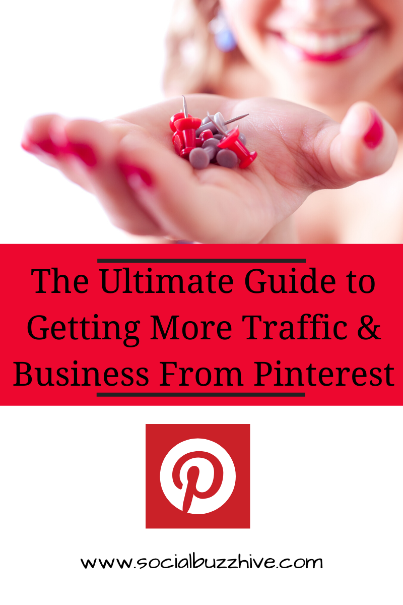 ultimate guide to pinterest marketing for more business and traffic