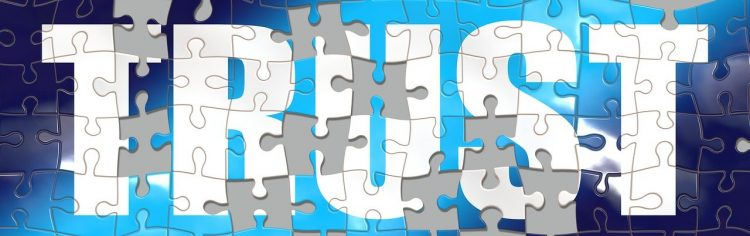Trust puzzle image