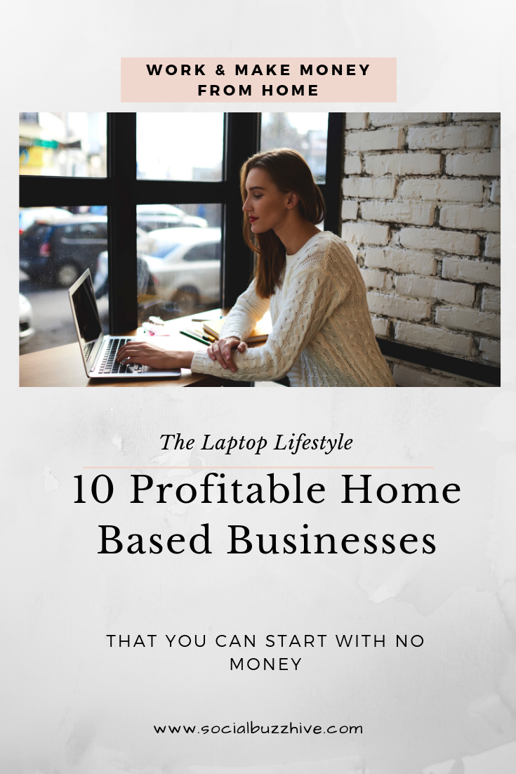 10 profitable home based businesses