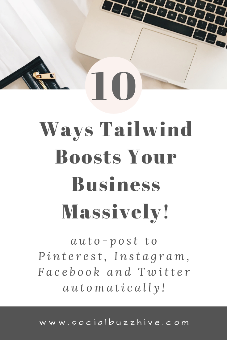 10 ways tailwind boosts business