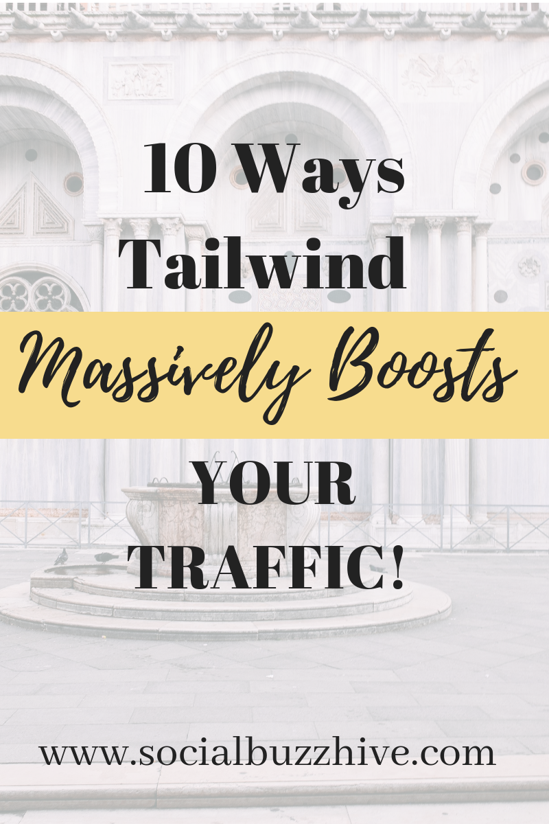 how tailwind boosts business image