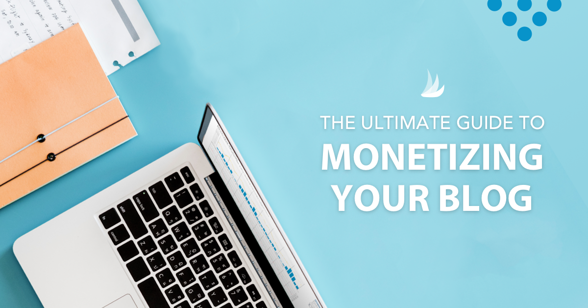 Guide to Monetizing Your Blog Image From Tailwind