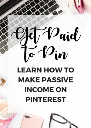 get paid to pin