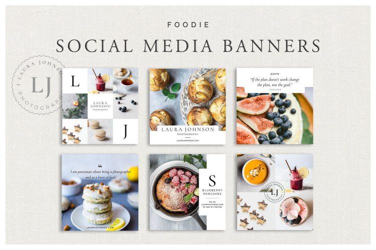 foodie social media instagram