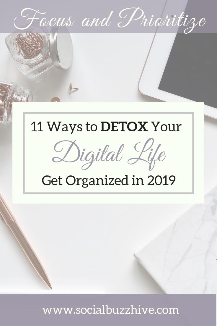 detox your digital life