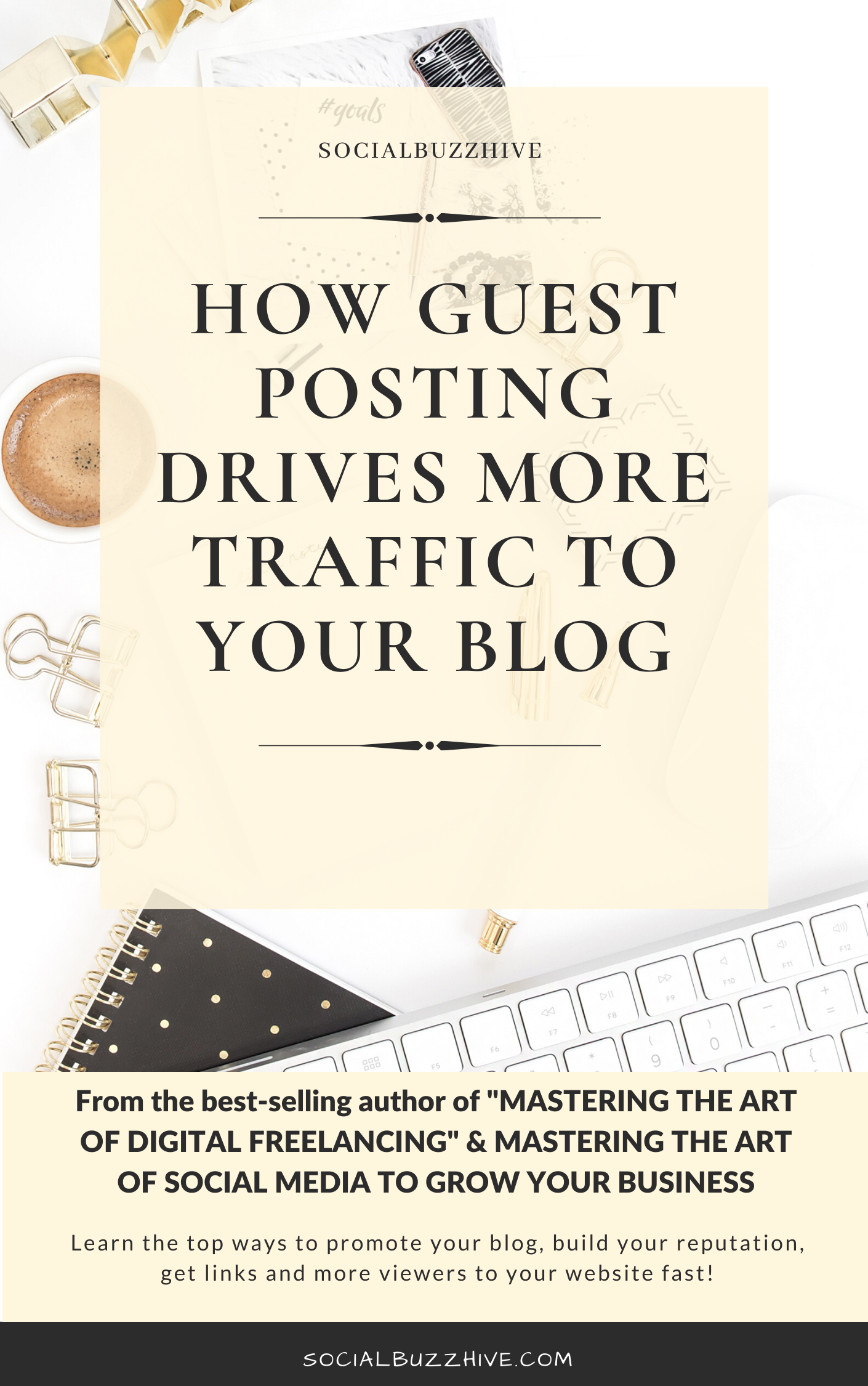 how guest posting drives more traffic to your blog