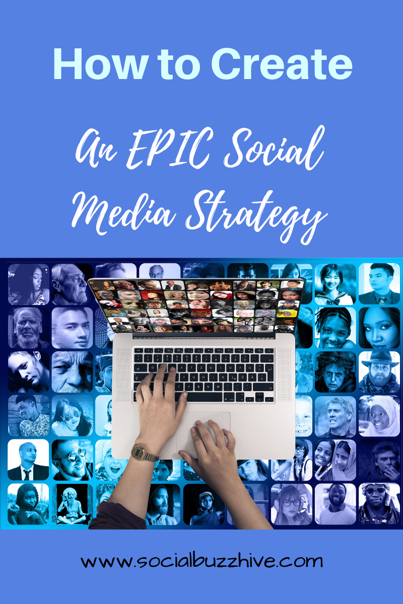 create an epic social media strategy