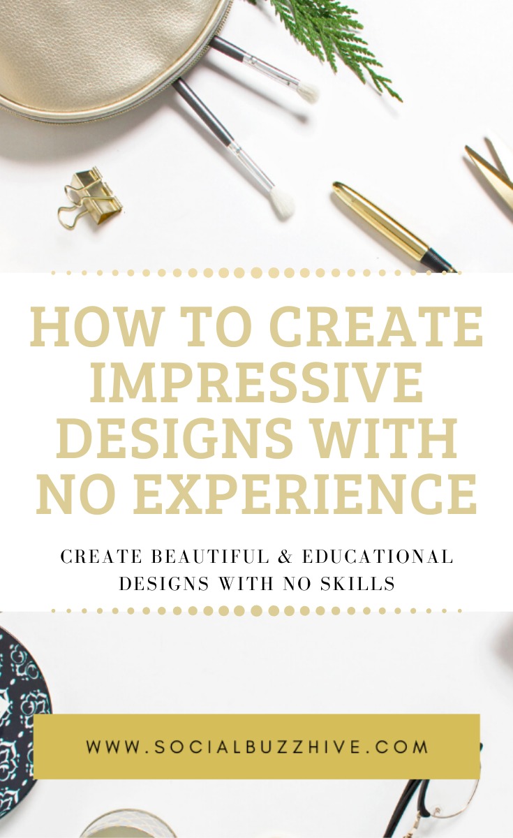create impressive designs