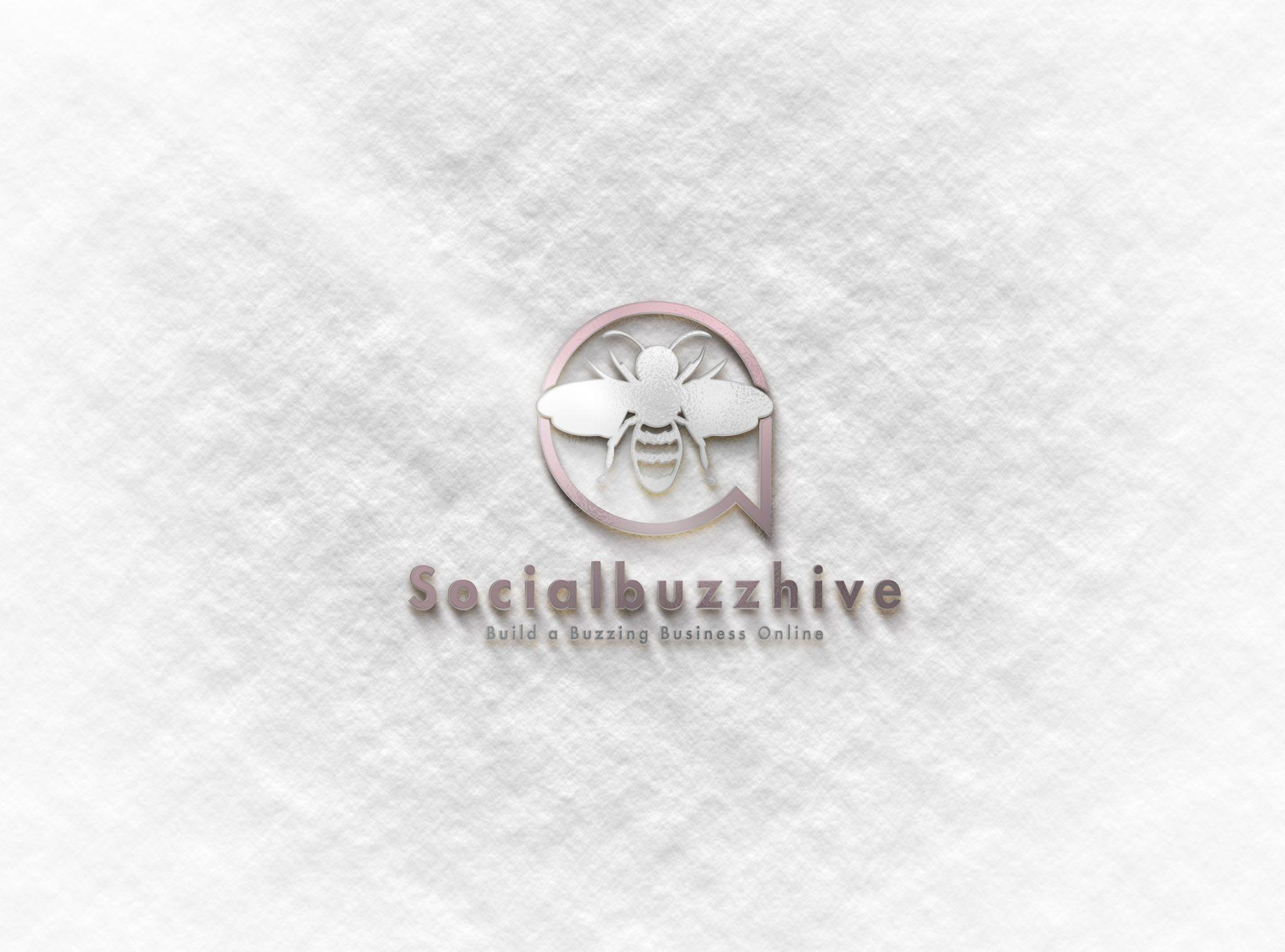 social buzz hive logo