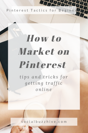 how to market on pinterest