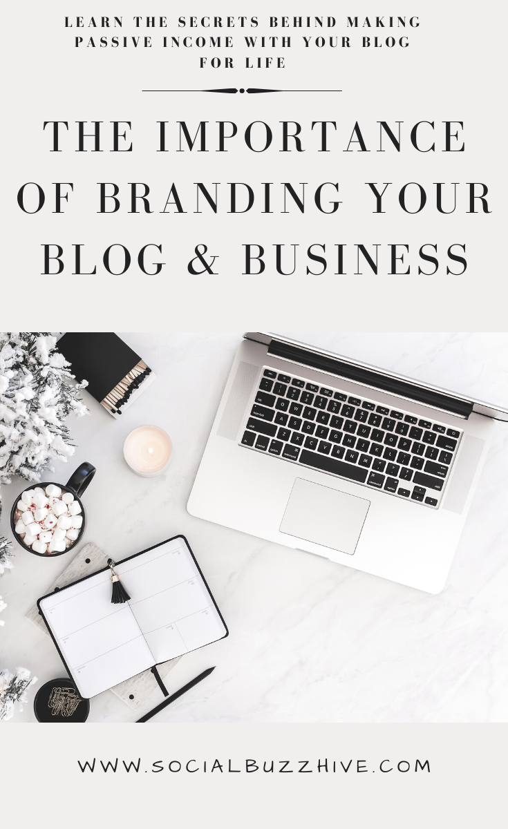 importance of branding your blog and business
