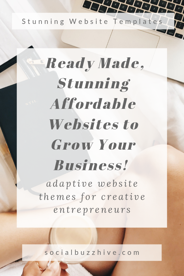 ready made websites