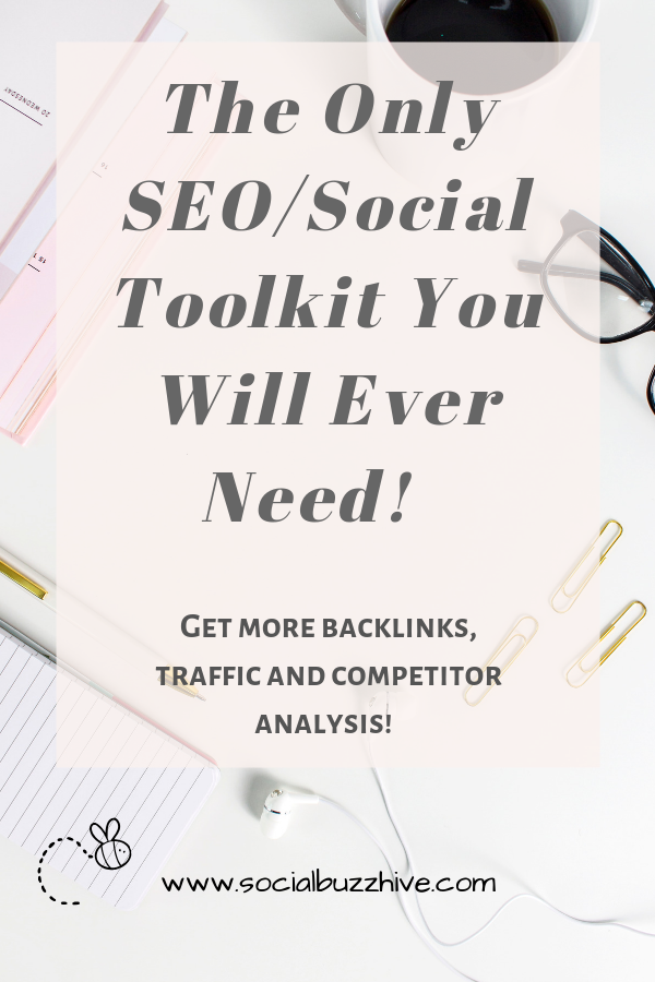 seo/social toolkit