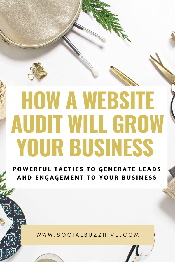 how a website audit will grow business