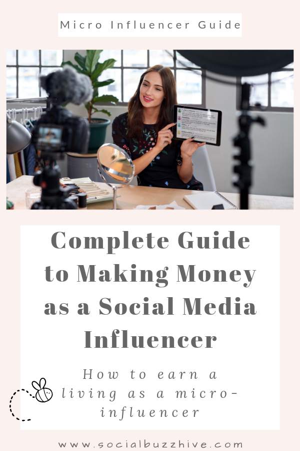 social media infuencer handbook