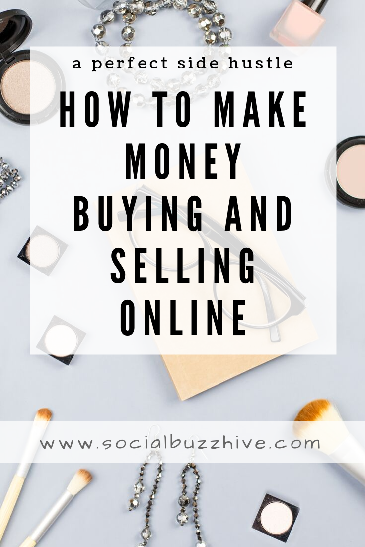 make money buying and selling online
