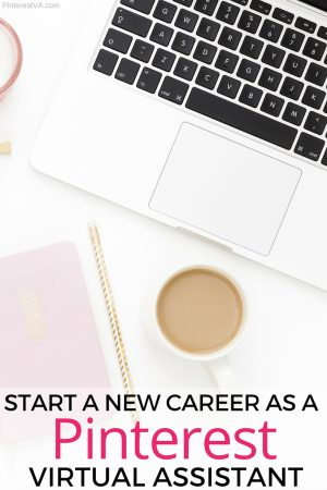 start a new career as a pinterest VA