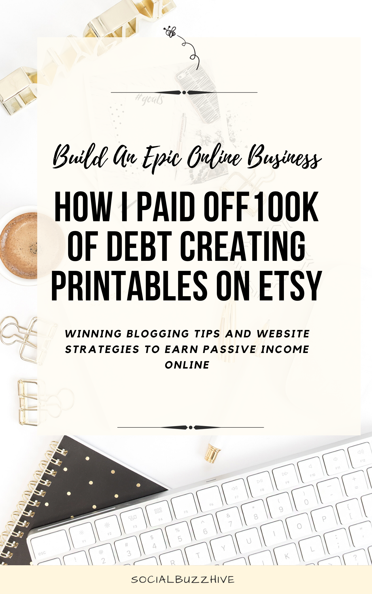 how I paid off 100K of debt printables on etsy