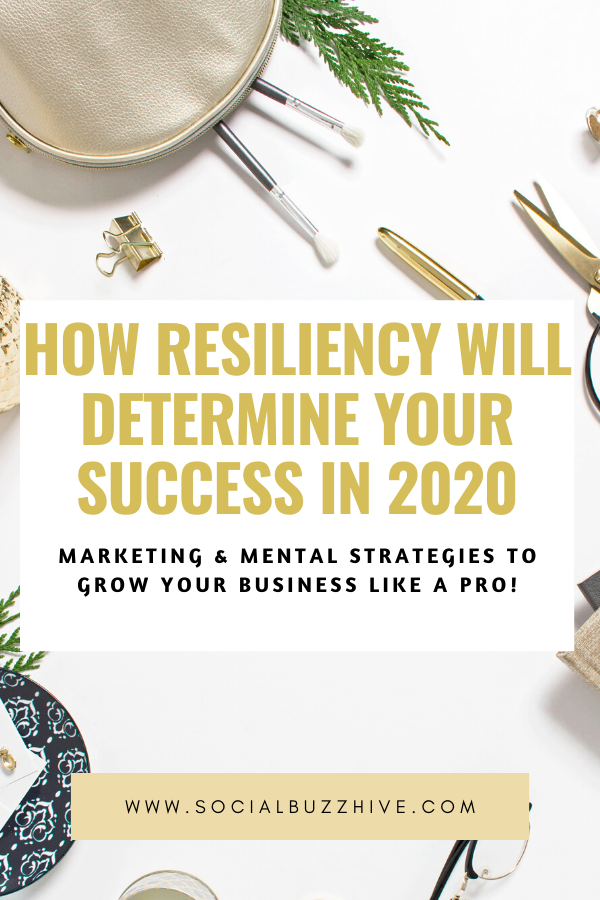 how resiliency will determine success in 2020