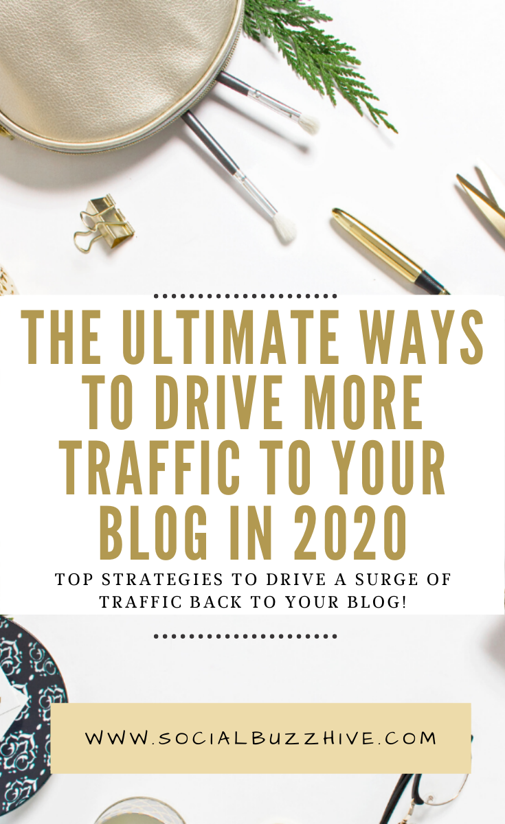 ultimate ways to drive more traffic to your blog