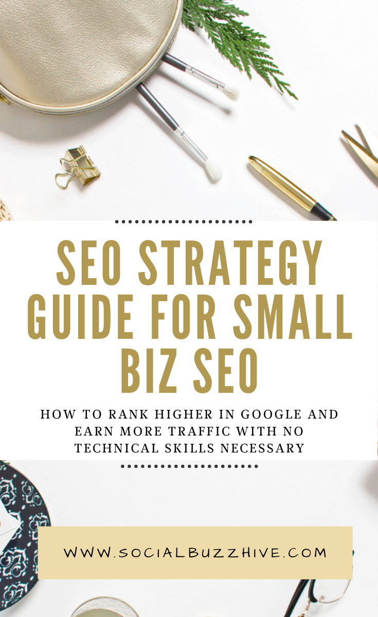 seo strategy guide for business and bloggers