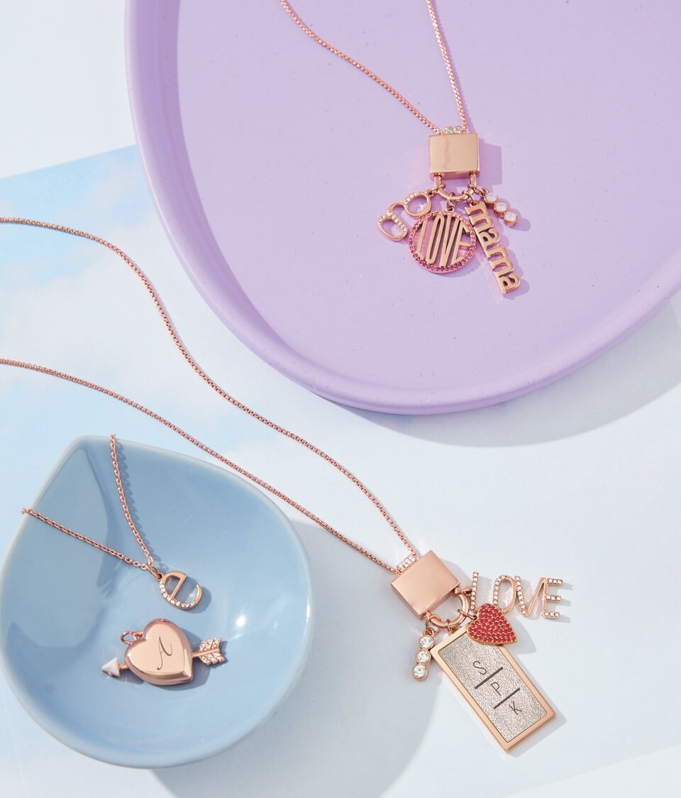 stella and dot necklaces