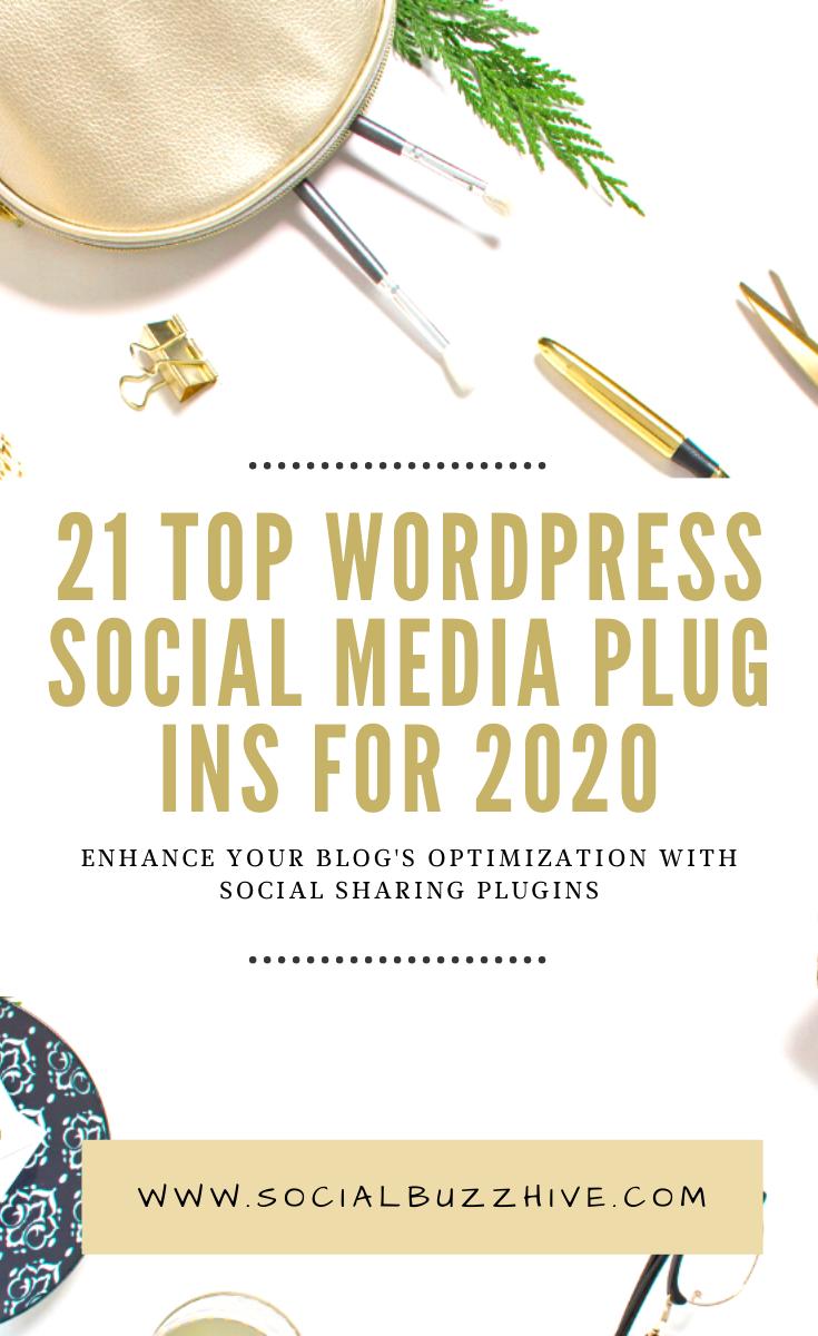 top social media wordpress plugins