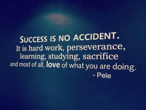 motivation pele quote