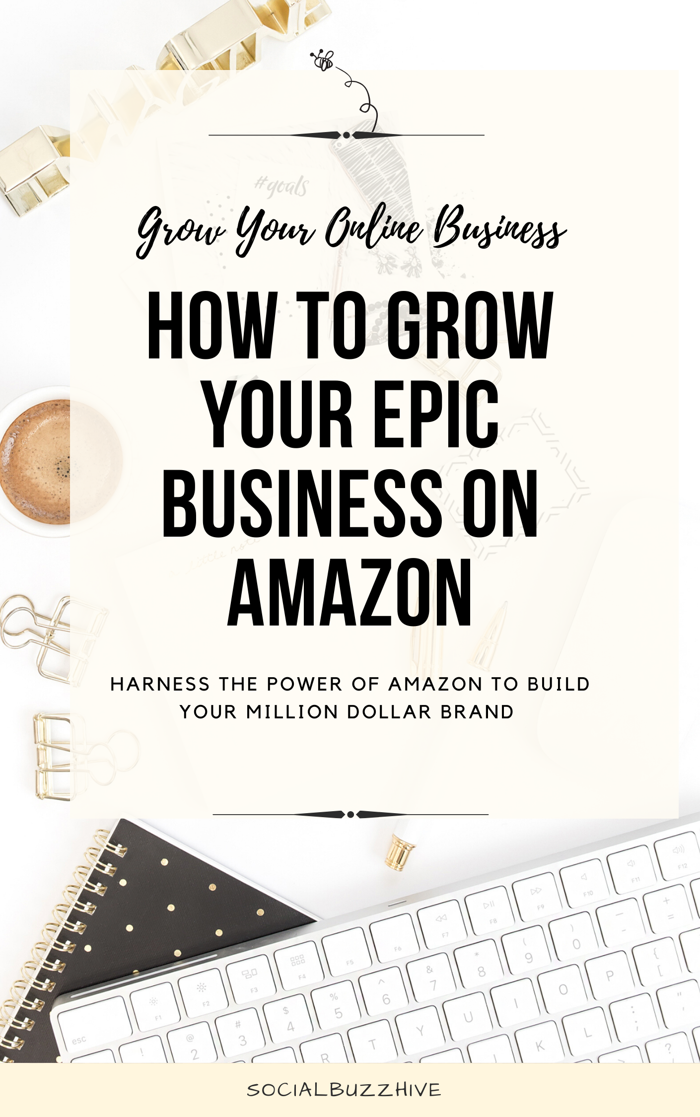 grow your online business with amazon