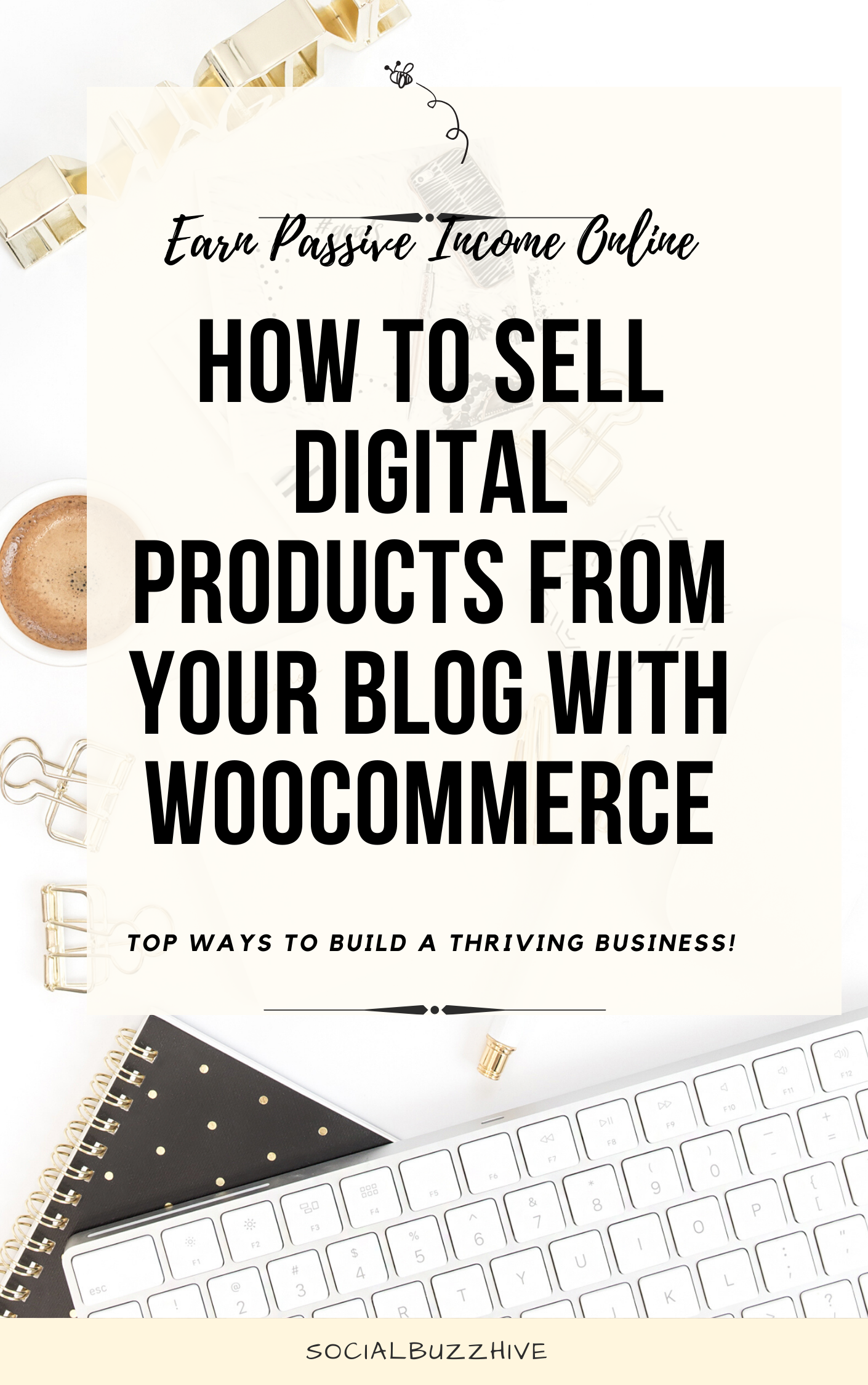 how to sell digital products with woocommerce