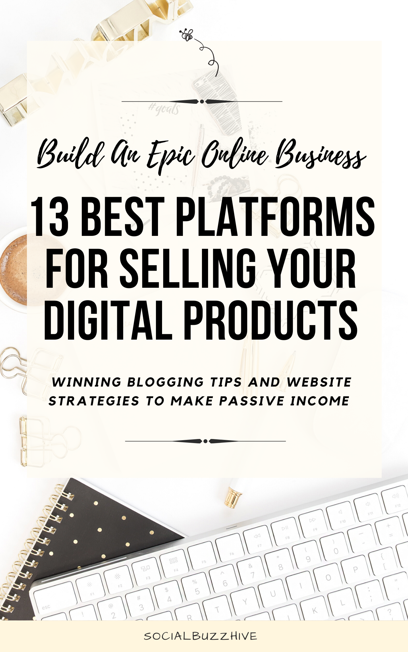 13 best platforms for selling digital products