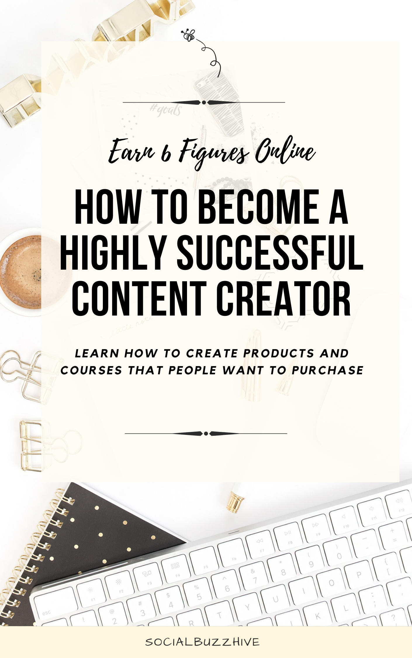 become a successful content creator