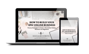 build your epic online business