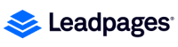 Partner logo for LeadPages